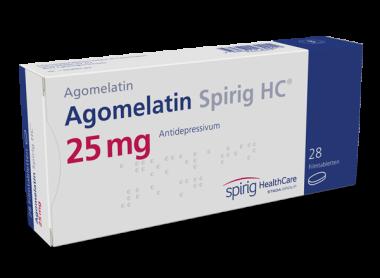 Agomelatin_dt
